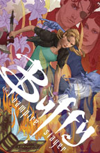 Image: Buffy the Vampire Slayer Season 10 Library Vol. 03 HC  - Dark Horse Comics