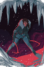 Image: Tomb Raider: Inferno #4 - Dark Horse Comics