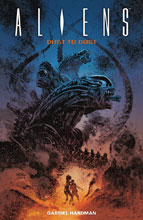Image: Aliens: Dust to Dust SC  - Dark Horse Comics