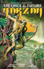 Image: The Once and Future Tarzan SC  - Dark Horse Comics