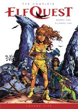 Image: Complete Elfquest Vol. 05 SC  - Dark Horse Comics