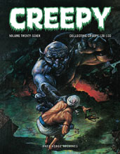 Image: Creepy Archives Vol. 27 HC  - Dark Horse Comics