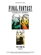 Image: Final Fantasy Ultimania Archive Vol. 02 HC  - Dark Horse Comics