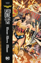 Image: Wonder Woman Earth One Vol. 02 HC  - DC Comics