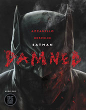 Image: Batman: Damned #1 - DC Comics