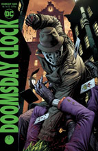 Image: Doomsday Clock #7 (variant cover - Gary Frank) - DC Comics