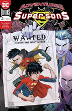 Image: Adventures of the Super Sons #2 - DC Comics