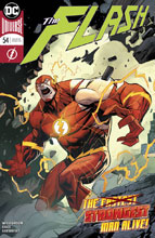 Image: Flash #54  [2018] - DC Comics