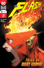 Image: Flash #55  [2018] - DC Comics