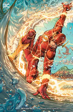 Image: Flash #55 (variant cover - Howard Porter) - DC Comics