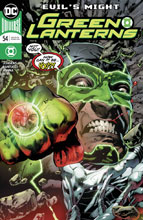 Image: Green Lanterns #54 - DC Comics