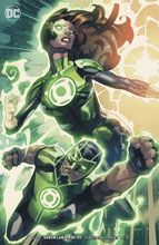 Image: Green Lanterns #55 (variant cover - Chris Stevens) - DC Comics