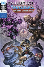 Image: Injustice vs. Masters of the Universe #3 - DC Comics