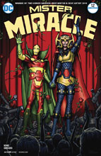 Image: Mister Miracle #12 - DC Comics