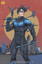 Image: Nightwing #48 (variant cover - Kenneth Rocafort) - DC Comics