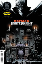 Image: Batman: White Knight - Batman Day 2018 Special Edition #1  [2018] - DC Comics