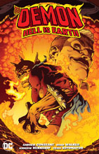 Image: Demon: Hell Is Earth SC  - DC Comics