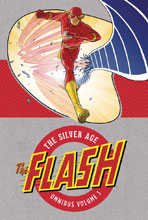 Image: Flash: The Silver Age Omnibus Vol. 01 HC  (new edition) - DC Comics