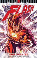 Image: Flash: Starting Line DC Essential Edition SC  - DC Comics