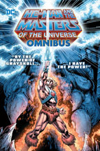 Image: He-Man and the Masters of the Universe Omnibus HC  - DC Comics