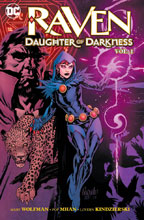 Image: Raven: Daughter of Darkness Vol. 01 SC  - DC Comics