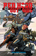 Image: Red Hood and the Outlaws Vol. 04: Good Night, Gotham SC  - DC Comics