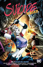 Image: Suicide Squad Vol. 07: Drain the Swamp SC  (Rebirth) - DC Comics