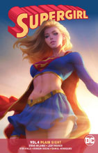 Image: Supergirl Vol. 04: Plain Sight SC  (Rebirth) - DC Comics