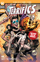 Image: Terrifics Vol. 01: Meet the Terrifics SC  - DC Comics