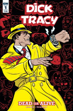 Image: Dick Tracy: Dead or Alive #1 (cover A - Allred) - IDW Publishing