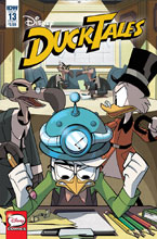 Image: Ducktales #13 (cover A - Fontana) - IDW Publishing
