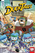 Image: Ducktales #13 (cover B - Ghiglione) - IDW Publishing