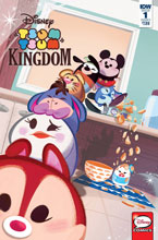 Image: Disney's Tsum Tsum Kingdom  - IDW Publishing