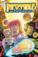 Image: Impossible Incorporated #1 - IDW Publishing