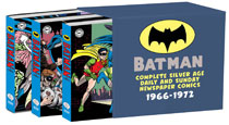 Image: Batman: Silver Age Newspaper Comics  (slipcase edition) - IDW Publishing