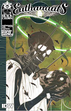 Image: Euthanauts #3 (incentive cover - Robles) (10-copy) - IDW Publishing