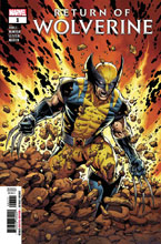 Image: Return of Wolverine #1 - Marvel Comics