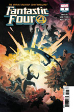 Image: Fantastic Four #2 - Marvel Comics