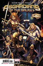 Image: Asgardians of the Galaxy #1 - Marvel Comics