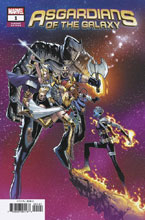 Image: Asgardians of the Galaxy #1 (variant cover - Ramos) - Marvel Comics