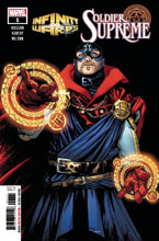 Image: Infinity Wars: Soldier Supreme #1 - Marvel Comics