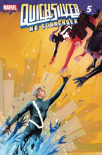 Image: Quicksilver: No Surrender #5 - Marvel Comics