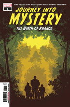 Image: Journey Into Mystery: The Birth of Krakoa #1 - Marvel Comics