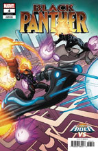 Image: Black Panther #4 (variant Cosmic Ghost Rider cover - Ferry) - Marvel Comics