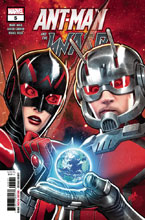Image: Ant-Man & the Wasp #5 - Marvel Comics