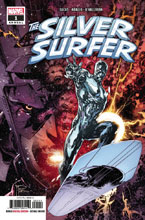 Image: Silver Surfer Annual #1 - Marvel Comics