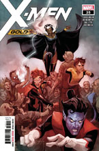 Image: X-Men Gold #35  [2018] - Marvel Comics