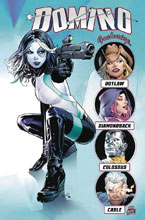 Image: Domino Annual #1 - Marvel Comics