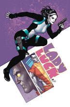 Image: Domino Annual #1 (variant cover - Cho) - Marvel Comics