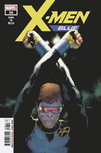 Image: X-Men Blue #36 - Marvel Comics